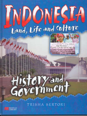 Indonesian Life and Culture History Govt Macmillan Library by