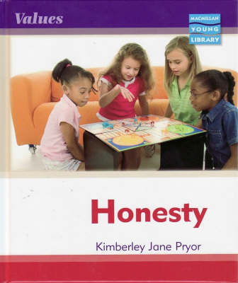 Honesty by Kimberley Jane Pryor