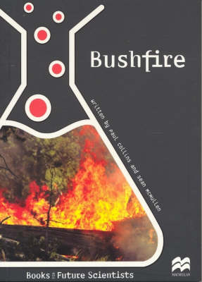 Bushfire by Paul Collins, Sean McMullen