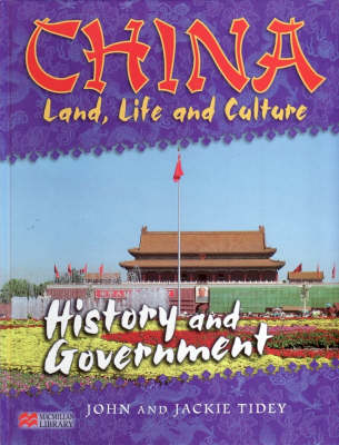 China: Land, Life & Culture History and Government Macmillan Library by
