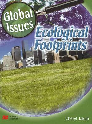 Ecological Footprints by Cheryl Jakab