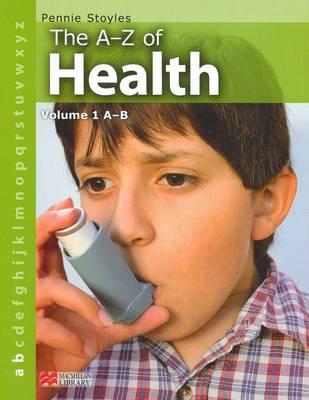 The A-Z of Health A-B by Pennie Stoyles
