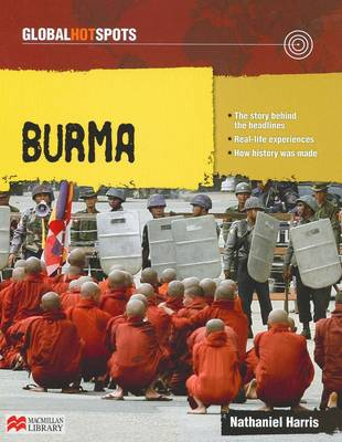 Burma by Nathaniel Harris