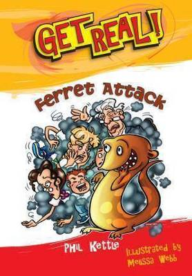 Ferret Attack by Phil Kettle