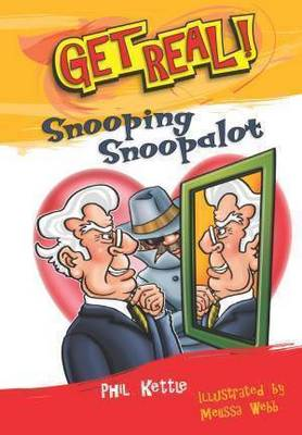 Snooping Snoopalot by Phil Kettle