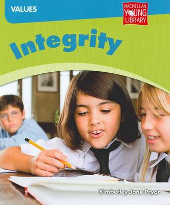 Integrity by Kimberley Jane Pryor
