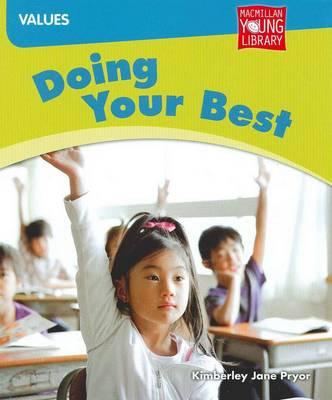 Doing Your Best by Kimberley Jane Pryor