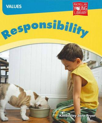 Responsibility by Kimberley Jane Pryor