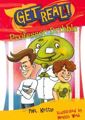 Professor Dribble by Phil Kettle
