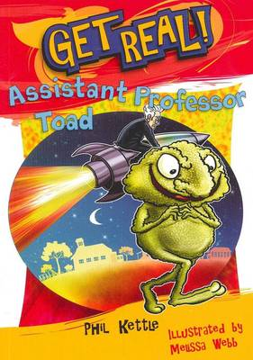 Assistant Professor Toad by Phil Kettle