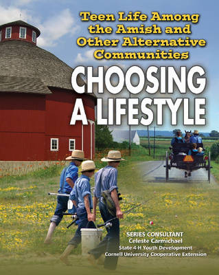 Teen Life Among the Amish and Other Alternative Communities Choosing a Lifestyle by David Hunter