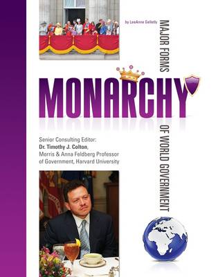 Monarchy by LeeAnne Gelletly