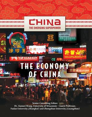 The Economy of China by Shu Shin Luh