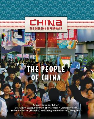 The People of China by Shu Shin Luh