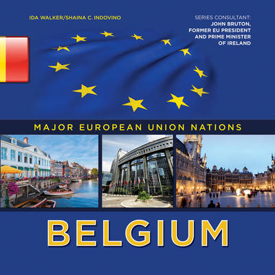 Belgium by Ida Walker, Shaina Indovino