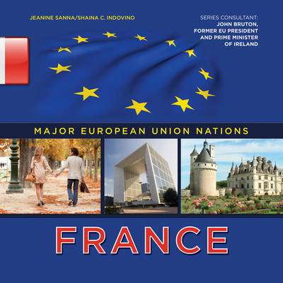 France by Jeanine Sanna, Shaina Indovino