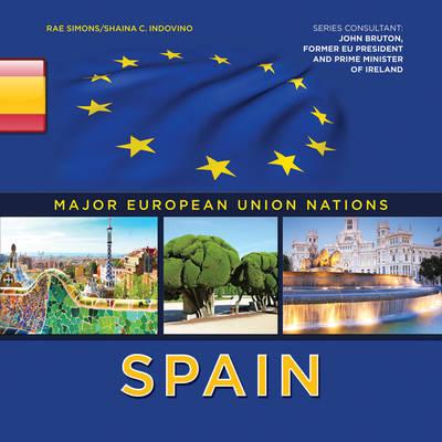 Spain by Rae Simons, Shaina Indovino