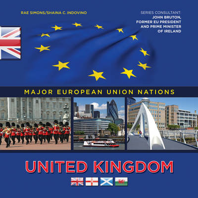 United Kingdom by Rae Simons, Shaina Indovino