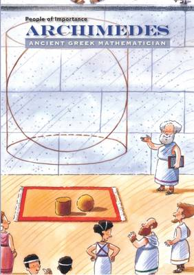 Archimedes - Ancient Greek Mathematician by Susan Keating