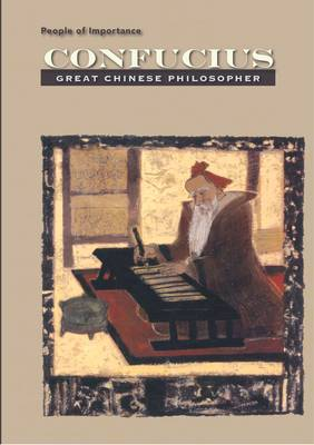 Confucius - Great Chinese Philosopher by Anna Carew-Miller