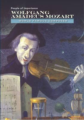 Mozart - World Famous Composer by Diane Cook