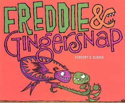 Freddie & Gingersnap by Vincent Kirsch