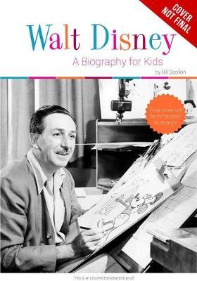 Walt Disney: Drawn From Imagination by Walt Disney Productions, Bill Scollon
