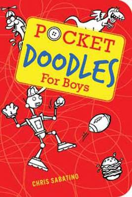 Pocketdoodles for Boys by Chris Sabatino