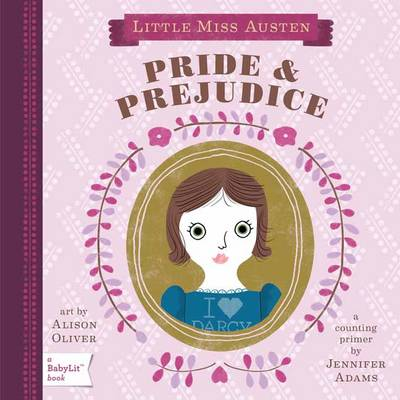Little Miss Austen by Jennifer Adams