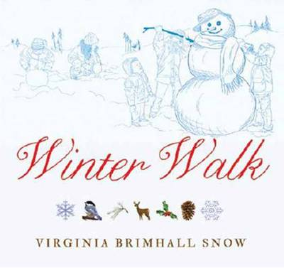 Winter Walk by Virginia Brimhall Snow