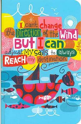 Notable Quotables Journal 2 Adjust the Sails by