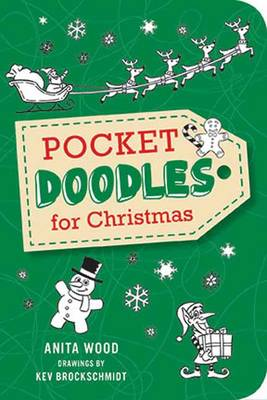 Pocketdoodles for Christmas by Anita Wood, Kevin Brockschmidt