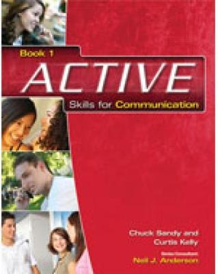 ACTIVE Skills for Communication 1: Student Text/Student Audio CD Pkg. by Chuck Sandy, Curtis Kelly