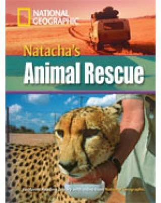 Natacha's Animal Rescue by Rob Waring, National Geographic