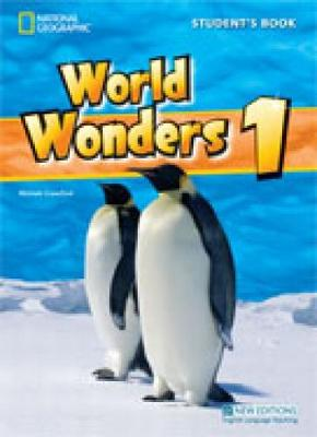 World Wonders 1 Student's Book by Michele Crawford, Katy Clements, Tim Collins