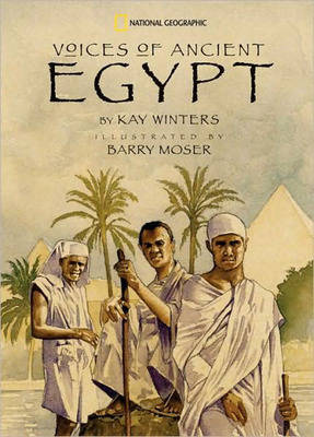 Voices of Ancient Egypt by Kay Winters