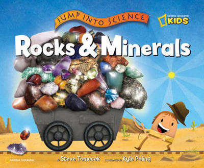 Jump into Science Rocks and Minerals by Steve Tomecek