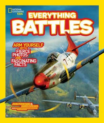 Everything Battles by John Perritano