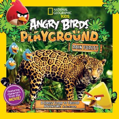 Angry Birds Playground: Rainforest by Jill Esbaum