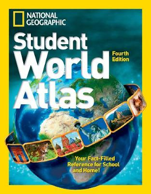 National Geographic Kids Student Atlas of the World by National Geographic Kids