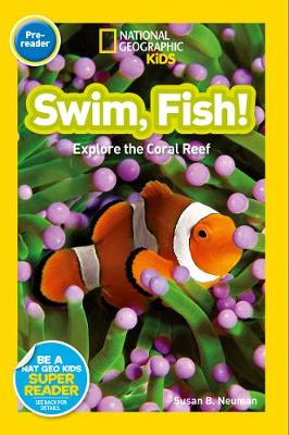 Swim Fish! by National Geographic Kids
