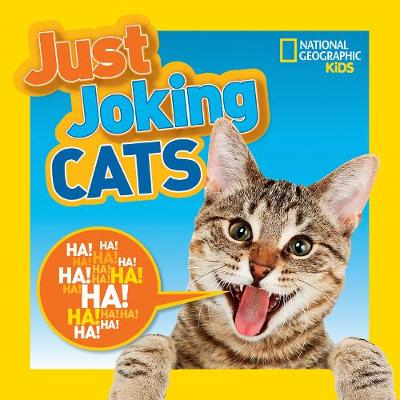 National Geographic Kids Just Joking Cats by National Geographic Kids