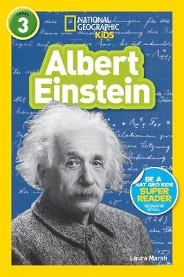 Albert Einstein by Libby Romero