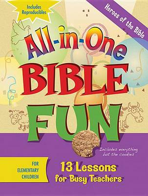 Heroes of the Bible Elementary by Abingdon Press