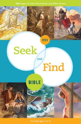 ESV Seek and Find Bible by