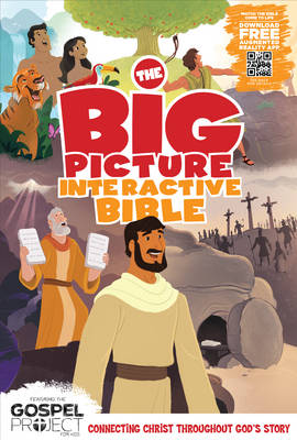 Big Picture Interactive Bible-HCSB by Heath McPherson
