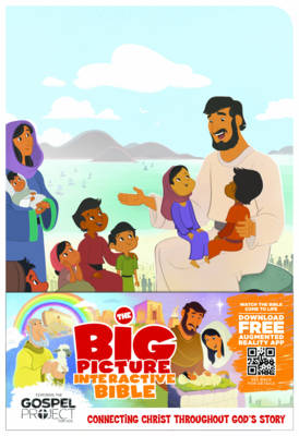 Big Picture Interactive Bible-HCSB by Broadman & Holman Publishers
