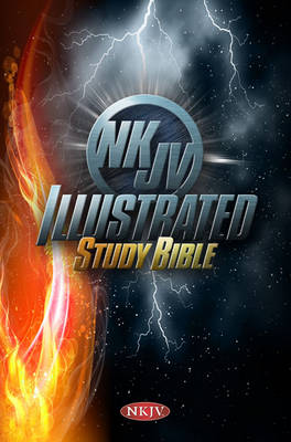 Illustrated Study Bible for Kids-NKJV-Boys by Broadman & Holman Publishers