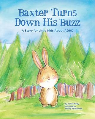 Baxter Turns Down His Buzz A Story for Little Kids About ADHD by James M. Foley