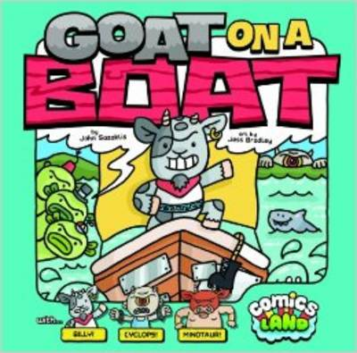 Goat on a Boat by Scott Sonneborn
